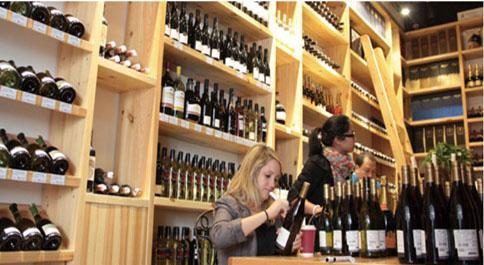 参观考察王朝葡萄酒-学习王朝酒业品牌文化与生产管理运营机制