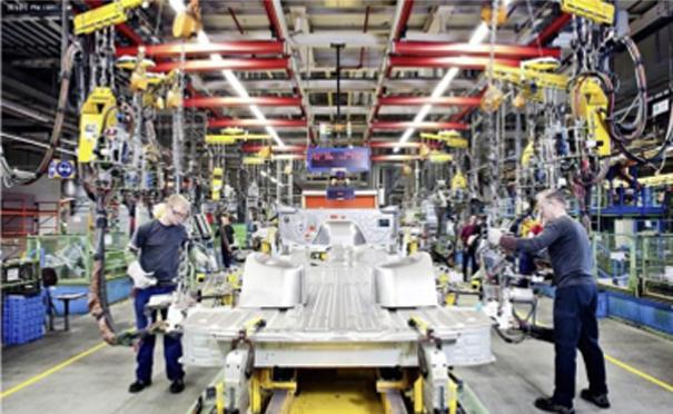 走进德国企业考察--法兰克福汽车工业暨智能制造深度研修班