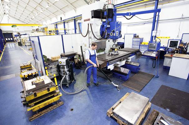 西门子_凯驰_奔驰工厂_SAP公司等德国制造业考察