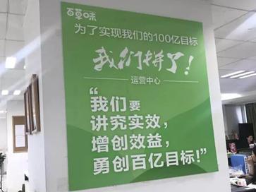 杭州百草味参观,考察百草味商学院及百草味大学