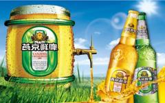 走进燕京啤酒集团参观,考察学习北京燕京在竞争中发展和提升品牌