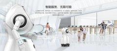 参观深圳优必选智能机器人,考察学习优必选的卓越创新 彼此成就