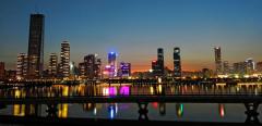 参观惠州华润集团,考察华润大学,学习华润发展与财经变革