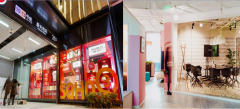 参观上海小红书,考察学习小红书自来水模式的营销