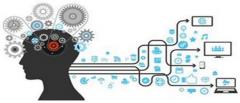参观湖南自兴人工智能研究院,考察学习人工智能发展新思路