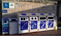 日本垃圾分类回收商务考察
