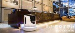 参观云迹科技,考察学习上海云迹科技:机器人,让人类更幸福!